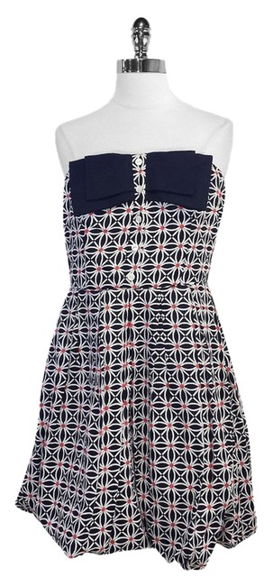 Preload https://item4.tradesy.com/images/trina-turk-navy-and-red-print-cotton-strapless-mini-short-casual-dress-size-8-m-5300953-0-0.jpg?width=400&height=650