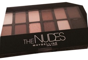 Maybelline. NUDES Collection Maybelline Nudes Palette