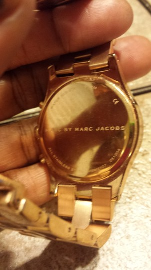Marc by Marc Jacobs Marc By Marc Jacobs Rose Gold Ladies watch Image 1