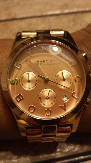 Marc by Marc Jacobs Marc By Marc Jacobs Rose Gold Ladies watch Image 3