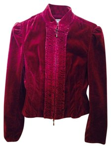 Express Maroon Jacket