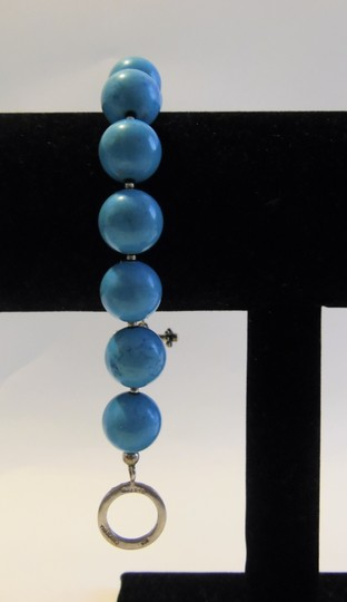 Other Turquoise Beaded Bracelet Size 8 Inch