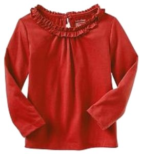 Gap Kids Baby T Shirt red