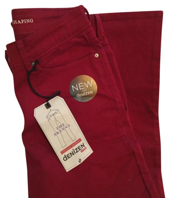 Item - Red The Skinny Jeans Size 33 (10, M)