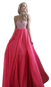 Sherri Hill Maxi Sequin Prom Full Length Dress