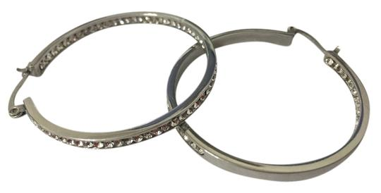 Other Stainless steel hoop earrings