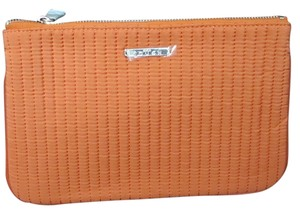Mango Orange Clutch