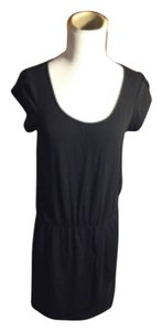 Banana Republic short dress Blac on Tradesy