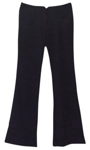 Charlotte Russe Flare Pants Blac