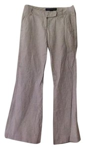 French Connection Wide Leg Pants Khaki