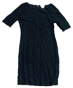 Barneys New York short dress Navy on Tradesy