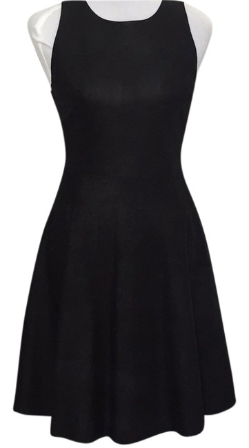 Preload https://item1.tradesy.com/images/neiman-marcus-black-matte-leather-mid-length-cocktail-dress-size-6-s-5304700-0-0.jpg?width=400&height=650