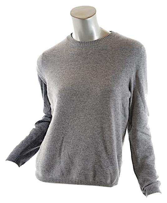Preload https://img-static.tradesy.com/item/5304757/charcoal-graycharcoal-cashmere-2-sweater-in-one-w1-sleeve-sweaterpullover-size-16-xl-plus-0x-0-0-650-650.jpg