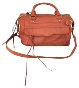 Rebecca Minkoff Satchel in Natural