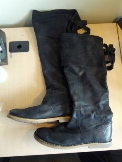Frye Leather black Boots