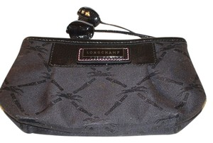 Longchamp Black Clutch
