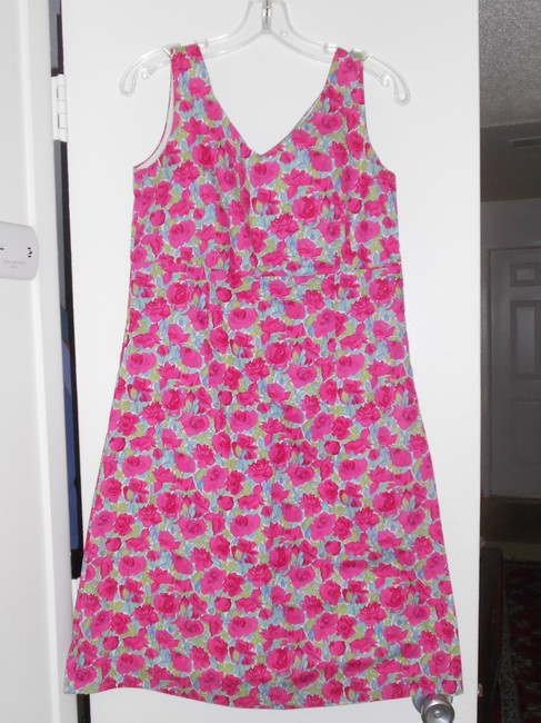 Garnet Hill short dress PINK on Tradesy Image 1