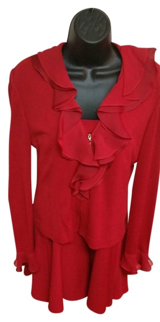 Preload https://item3.tradesy.com/images/st-john-red-evening-2pc-formal-bright-skirt-suit-size-6-s-5306677-0-0.jpg?width=400&height=650