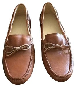 Cole Haan Luggage brown Flats