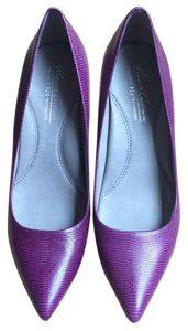 Kenneth Cole Purple Pumps