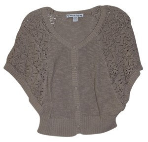 Love by Design Sweater Crop Cardigan