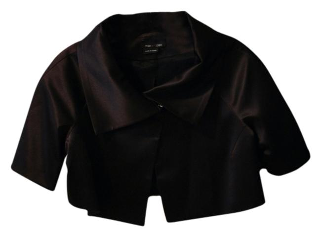 Preload https://item5.tradesy.com/images/max-and-cleo-black-satin-capelet-blazer-size-4-s-5307754-0-0.jpg?width=400&height=650
