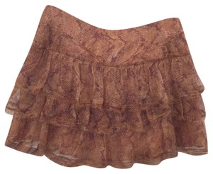 Zadig & Voltaire Mini Skirt Rose