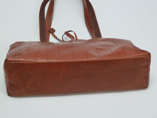 Falor Leather Italian Shoulder Bag