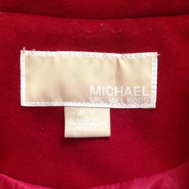 MICHAEL Michael Kors Wool Blend Pea Coat Image 6