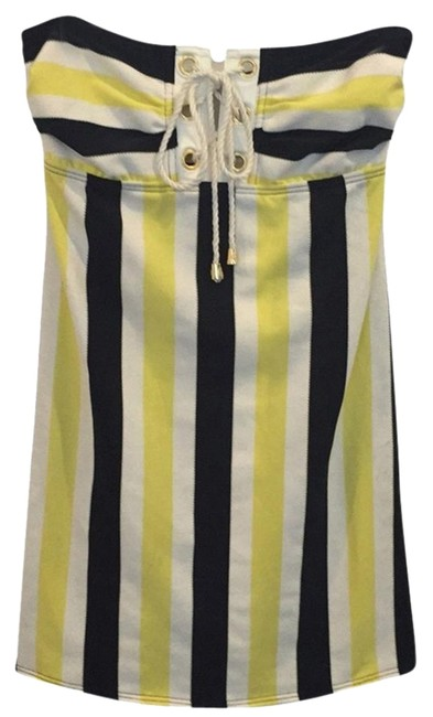Preload https://item3.tradesy.com/images/juicy-couture-yellow-white-and-navy-y21557-cover-upsarong-size-4-s-5309707-0-1.jpg?width=400&height=650
