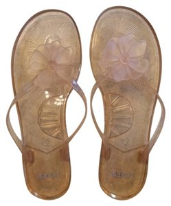 J.Crew Flip Flops Brand New Pale Peach Sandals