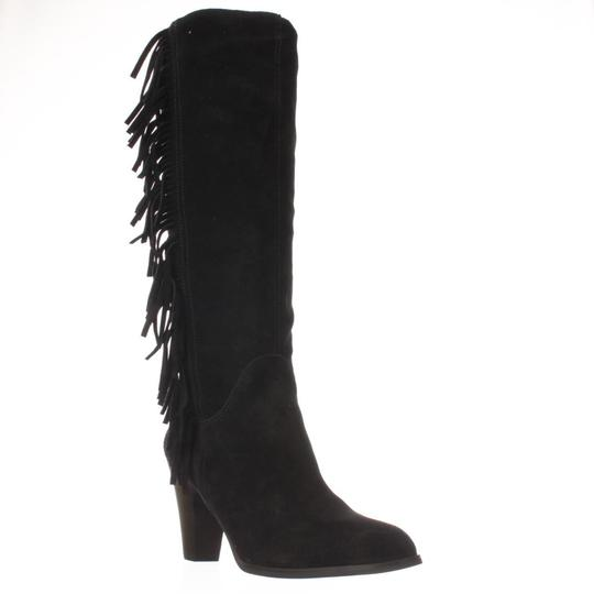 Guees Black Boots