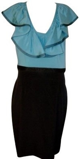 Preload https://item2.tradesy.com/images/jay-godfrey-sky-blue-and-black-cocktail-dress-size-4-s-531-0-0.jpg?width=400&height=650