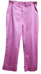 The Limited Capri/Cropped Pants Pink