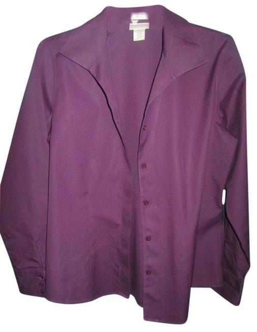 Preload https://item3.tradesy.com/images/chico-s-purple-cotton-blouse-size-8-m-5310457-0-0.jpg?width=400&height=650