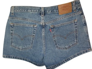 Levi's Mini/Short Shorts blue denim