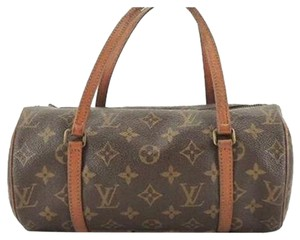 Louis Vuitton Papillion Satchel in Monogram
