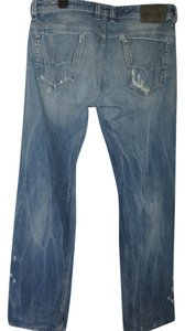 Diesel Boyfriend Cut Jeans-Distressed