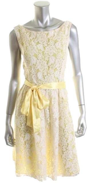 Preload https://item5.tradesy.com/images/jessica-howard-yellow-and-white-lace-short-workoffice-dress-size-8-m-5311249-0-0.jpg?width=400&height=650