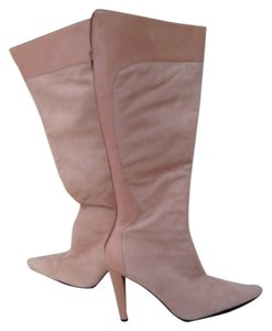 Enzo Angiolini Blush/ light pink Boots