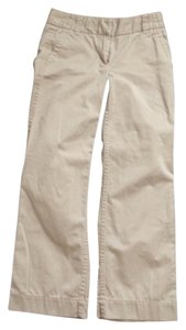 J.Crew Chino Favorite Fit Wide Leg Chino Khaki/Chino Pants khaki