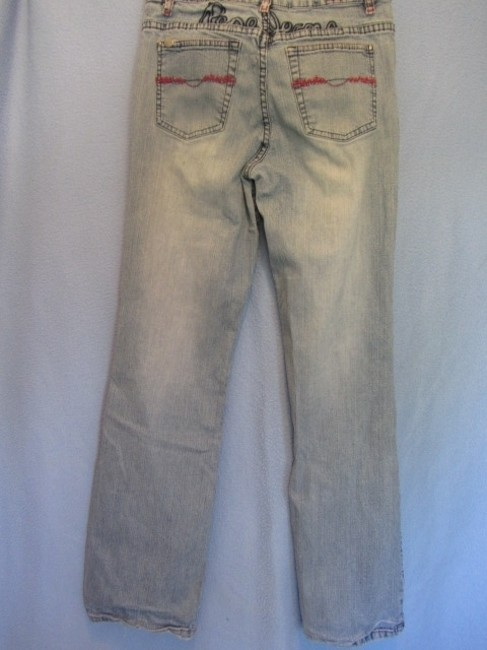Pepe Jeans Boot Cut Jeans-Light Wash Image 4