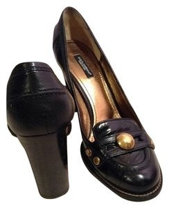 Dolce&Gabbana Patent Leather black Pumps