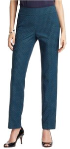 Ann Taylor LOFT Straight Pants Blue
