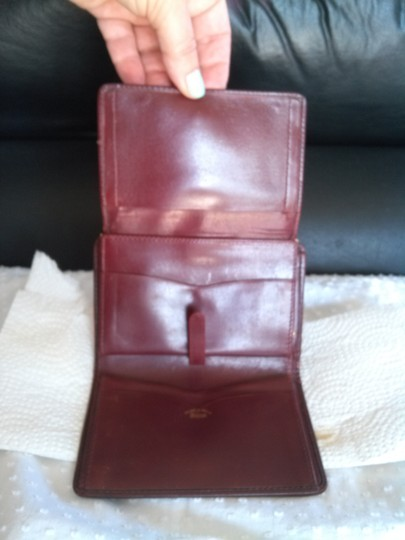 Gucci Rare Vintage Gucci Wallet large Gold clasp