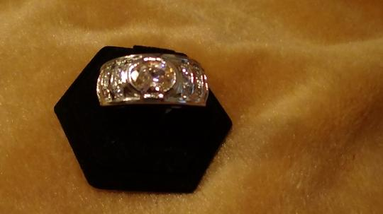 Other Sterling Silver cubic zirconia pink size 6 ring