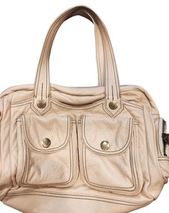 Marc by Marc Jacobs Pocket Double Handles Leather Shoulder Bag