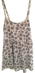 Spoiled Top Grey floral