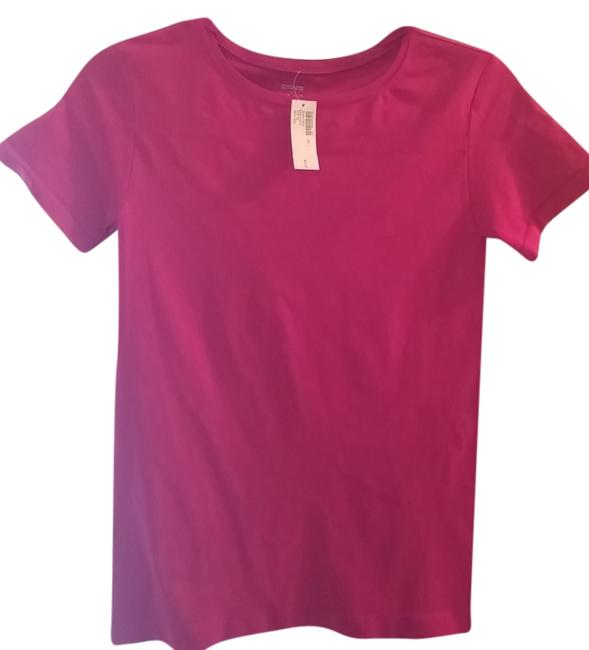 Soma Intimates T Shirt Red