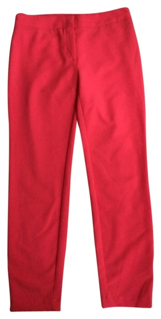 Preload https://item2.tradesy.com/images/rachel-roy-red-ankle-zip-straight-leg-pants-size-4-s-27-5312956-0-0.jpg?width=400&height=650